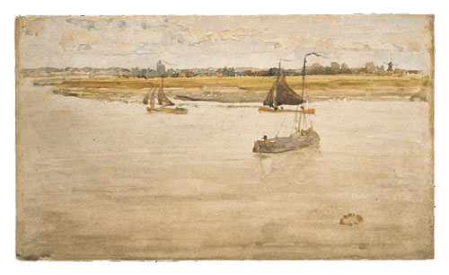 Whistler James Abbott McNeill Gold And Brown. James Abbott Mcneill Whistler