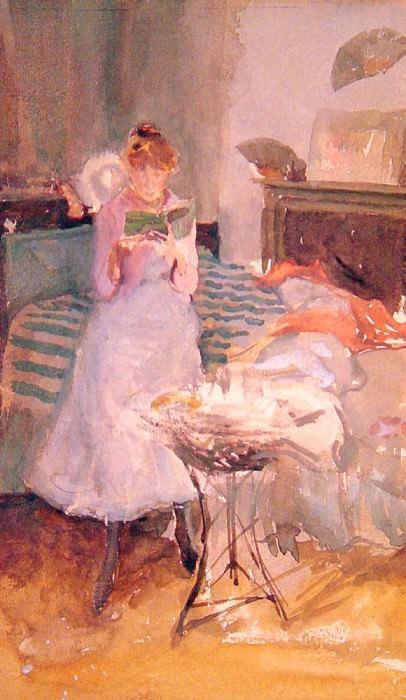 Pink Note The Novelette. James Abbott Mcneill Whistler