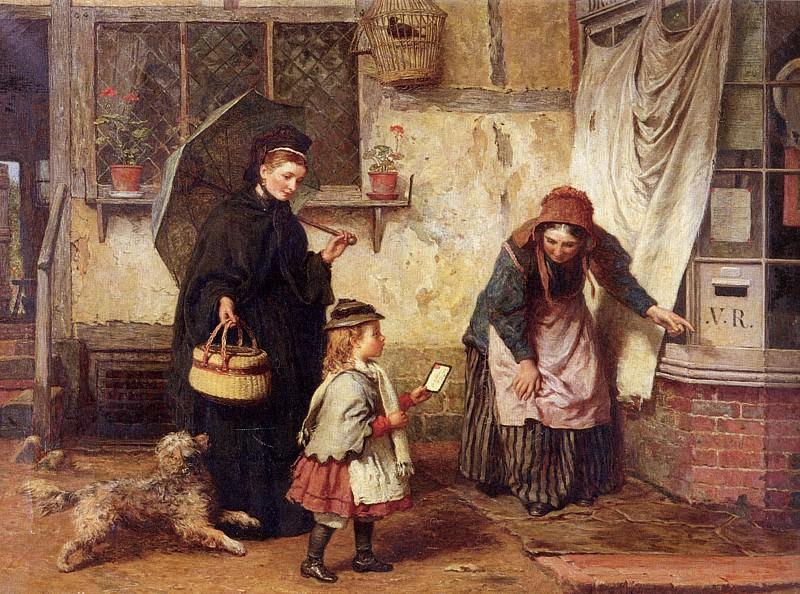 The Widows Consolation. James Clarke Waite
