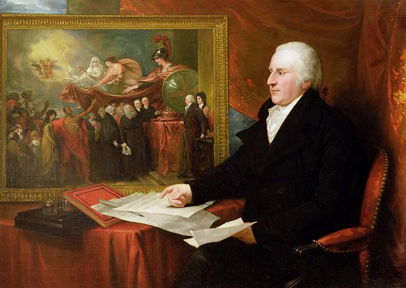 John Eardley Wilmot. Benjamin West