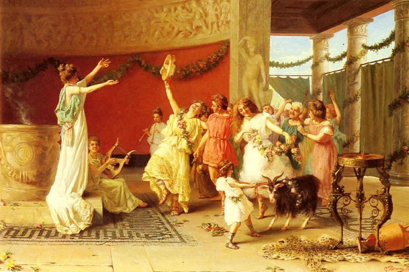Zoochi Guglielmo A Roman Dance. Guglielmo Zoochi