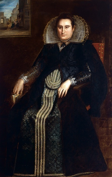 Женский портрет. Франческо Зукко