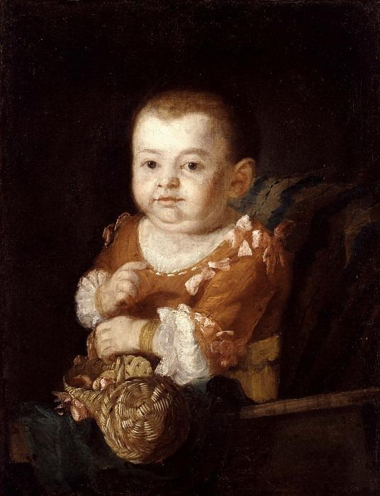 Ребёнок. Франческо Зуккарелли