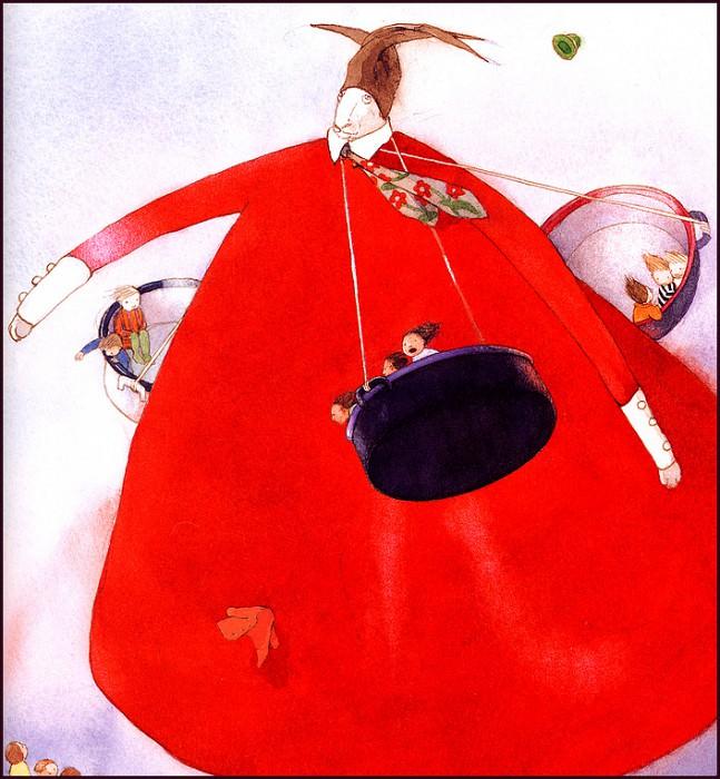 bs-oc- Lisbeth Zwerger- The Big Laloola. Lisbeth Zwergert