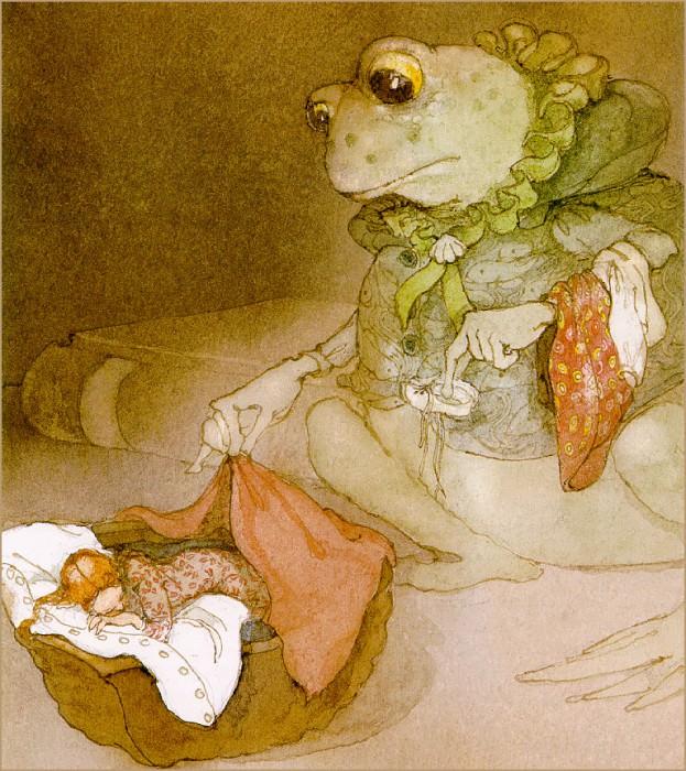 ZwergerLisbeth 10 Thumbeline sj. Lisbeth Zwergert