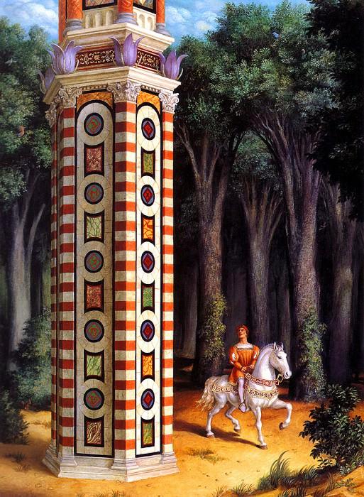 Rapunzel 14 PaulOZelinsky sqs. Пол Зелинский