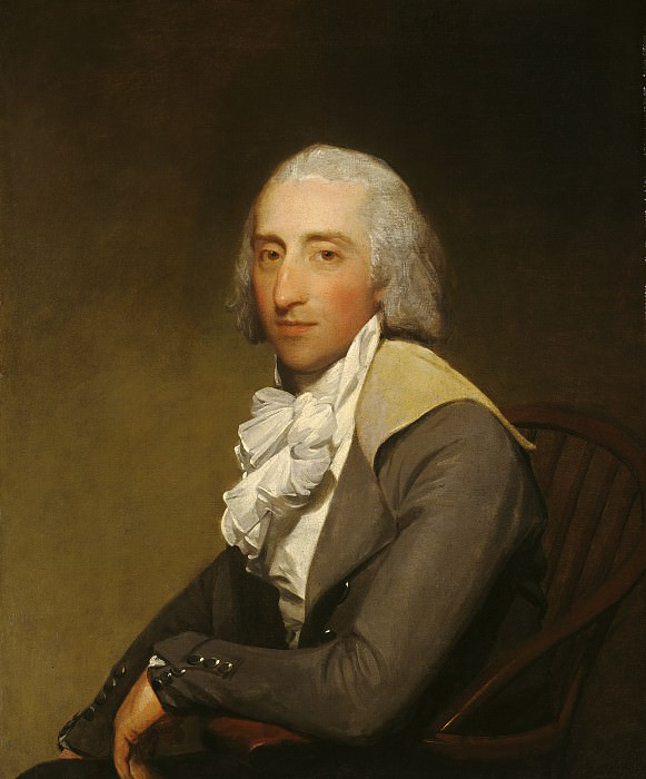 Gilbert Stuart - Lawrence Reid Yates. National Gallery of Art (Washington)