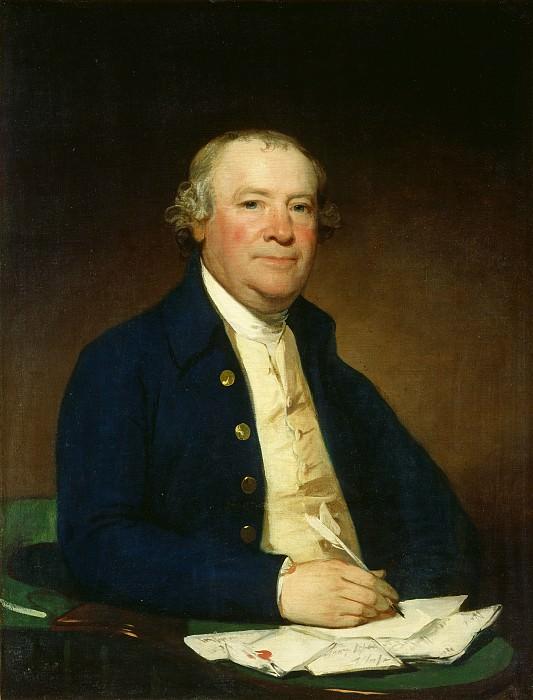 Gilbert Stuart - Captain Joseph Anthony. National Gallery of Art (Washington)