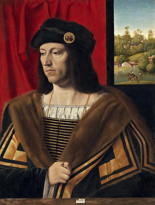 Венето, Бартоломео - Мужской портрет. Национальная галерея искусств (Вашингтон)