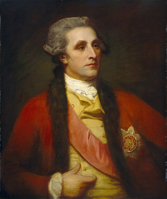 George Romney - Sir William Hamilton. National Gallery of Art (Washington)