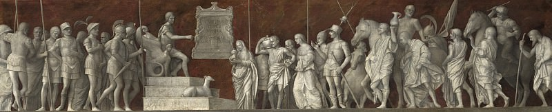 An Episode from the Life of Publius Cornelius Scipio. Giovanni Bellini