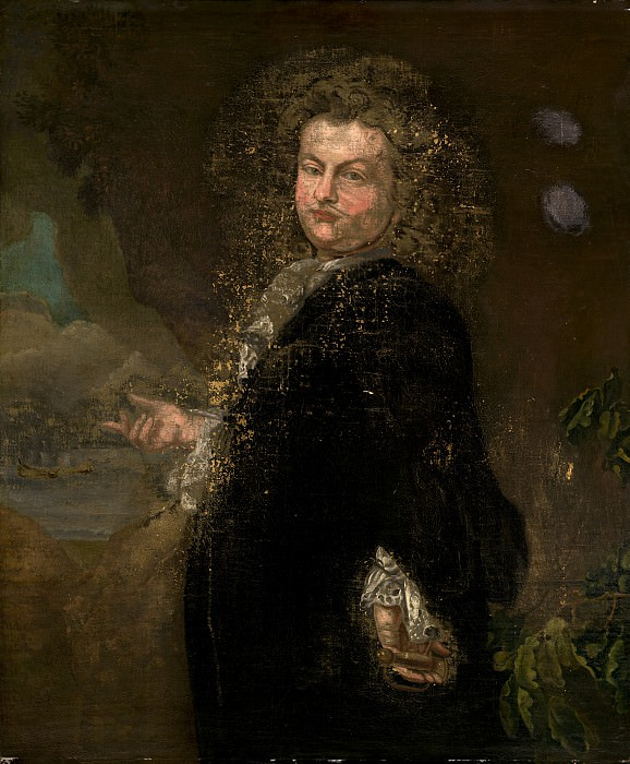 Unknown 18th Century - Portrait of a Man. National Gallery of Art (Washington)