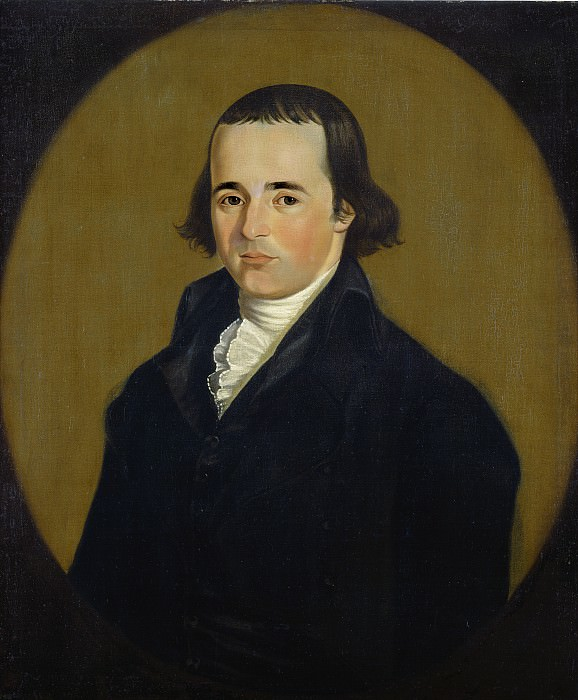 William Jennys - Asa Benjamin. National Gallery of Art (Washington)