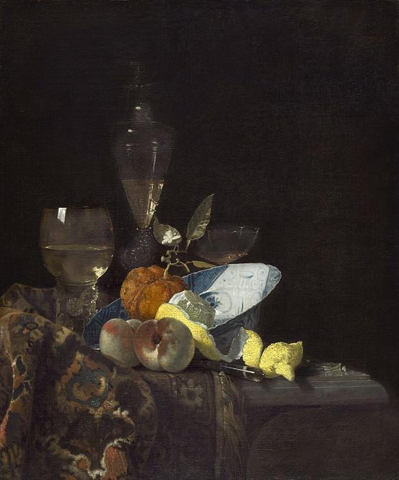Willem Kalf - Still Life. National Gallery of Art (Washington)