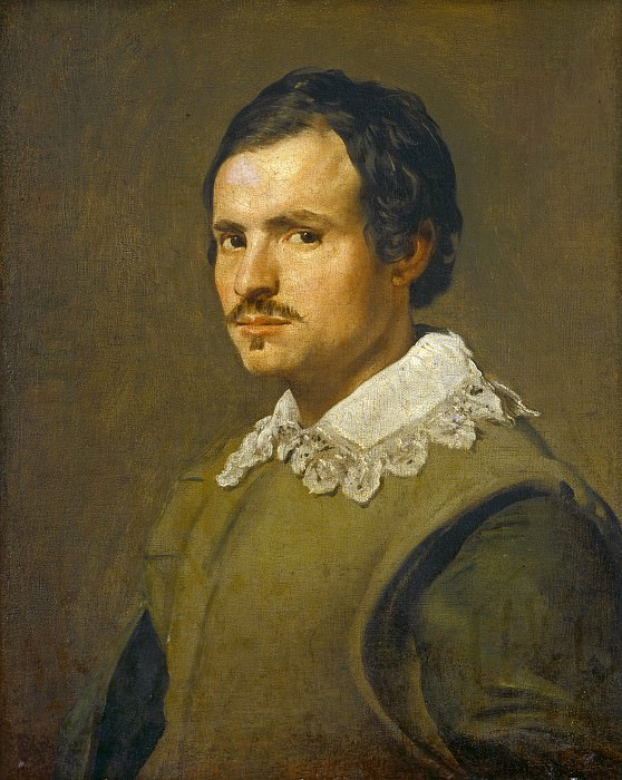 Follower of Diego Velazquez - Portrait of a Young Man. National Gallery of Art (Washington)