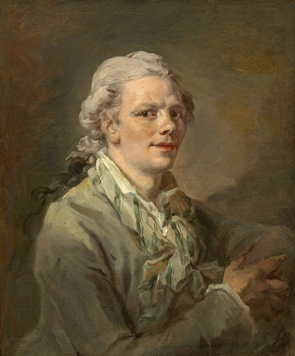 French 18th Century - Portrait of a Young Man. National Gallery of Art (Washington)