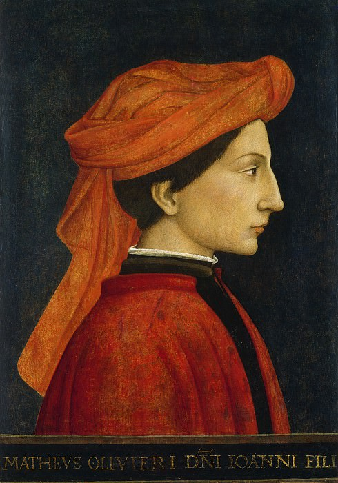 Florentine 15th Century - Matteo Olivieri. National Gallery of Art (Washington)