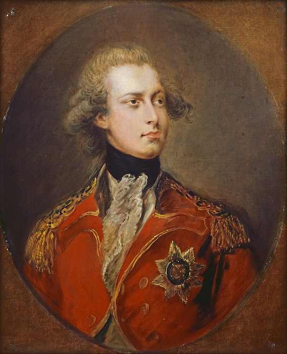 Gainsborough Dupont - George IV as Prince of Wales. National Gallery of Art (Washington)