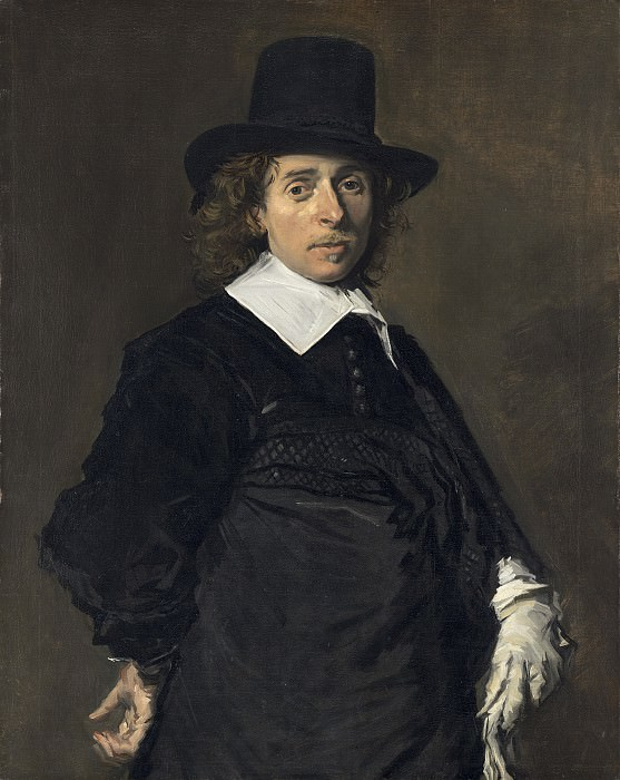 Frans Hals - Adriaen van Ostade. National Gallery of Art (Washington)
