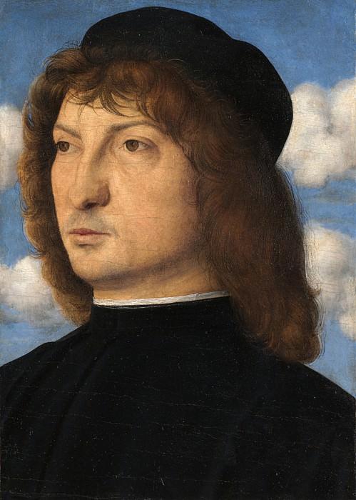 Портрет венецианца. Джованни Беллини