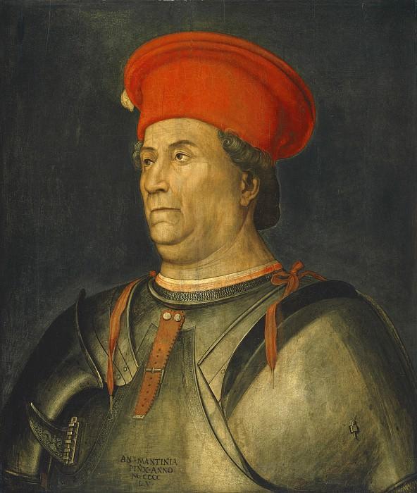 North Italian 15th Century - Francesco Sforza. National Gallery of Art (Washington)