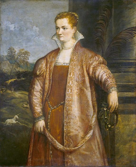 Follower of Titian - Irene di Spilimbergo. National Gallery of Art (Washington)