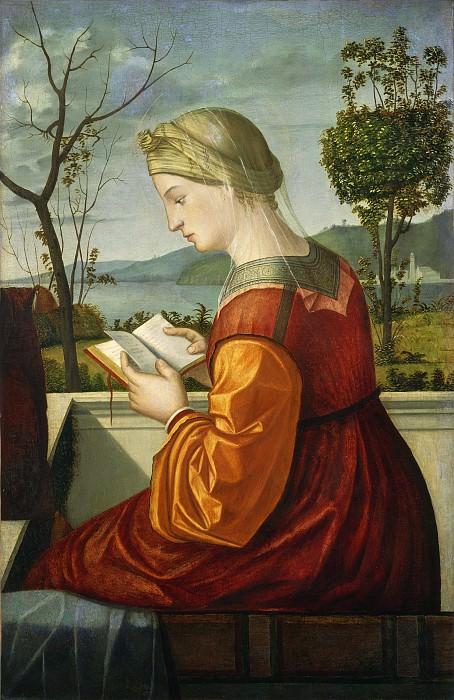 Карпаччо, Витторе - Читающая Мадонна. Национальная галерея искусств (Вашингтон)