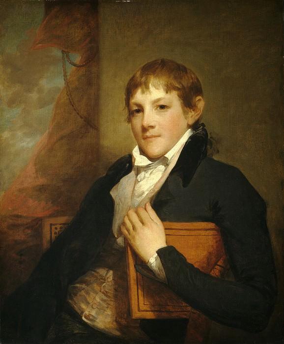 Gilbert Stuart - John Randolph. National Gallery of Art (Washington)
