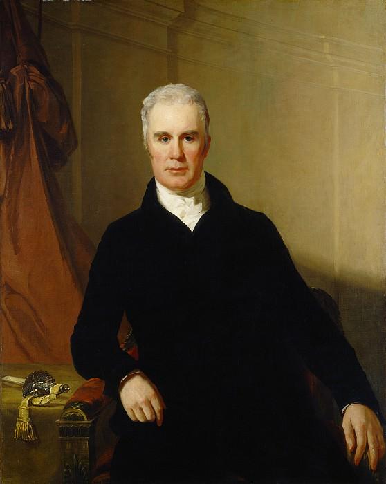 Thomas Sully - Charles Carnan Ridgely. National Gallery of Art (Washington)