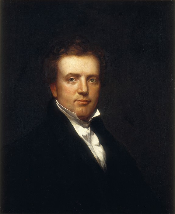 Chester Harding - Self-Portrait. National Gallery of Art (Washington)