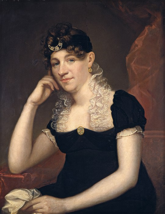 Ezra Ames - Maria Gansevoort Melvill (Mrs. Allan Melvill). National Gallery of Art (Washington)