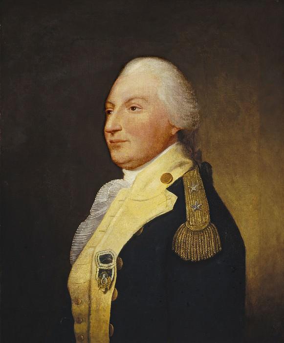 Robert Edge Pine - General William Smallwood. National Gallery of Art (Washington)