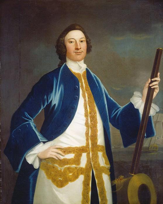 John Wollaston - Unidentified British Navy Officer. National Gallery of Art (Washington)