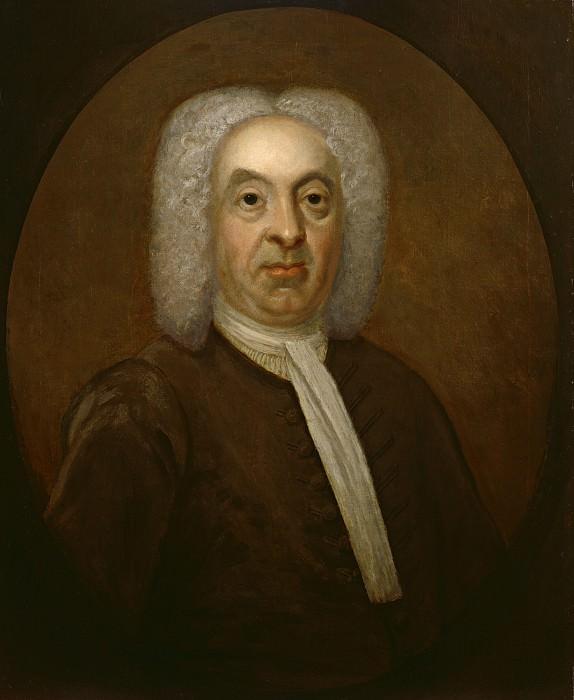 Possibly British 18th Century - Portrait of a Gentleman. National Gallery of Art (Washington)