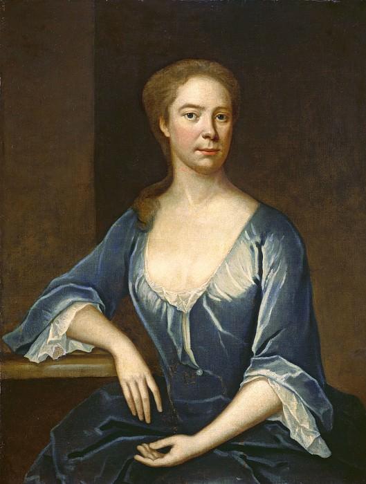 Верельст, Мария - Женский портрет. Национальная галерея искусств (Вашингтон)