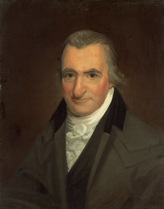 John Wesley Jarvis - Thomas Paine. National Gallery of Art (Washington)