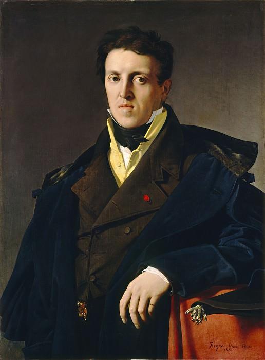 Marcotte d'Argenteuil. Jean Auguste Dominique Ingres