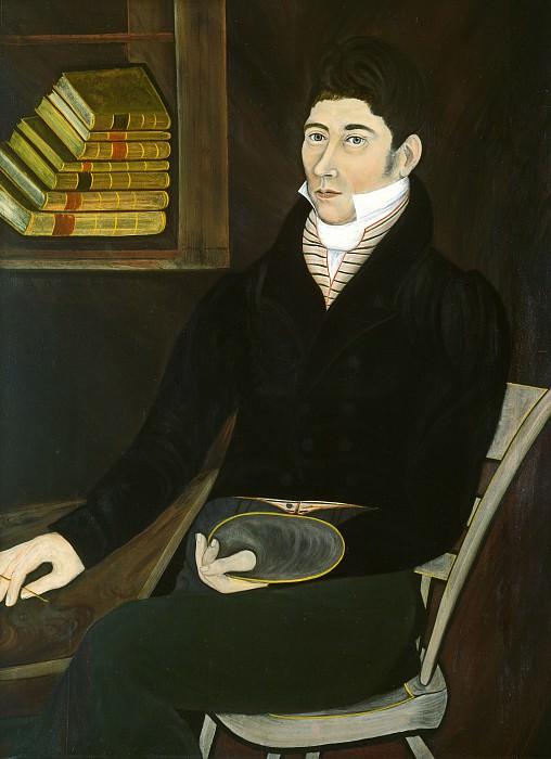 Пауэрс, Асаил - Возможно, Уильям Шелдон. Национальная галерея искусств (Вашингтон)