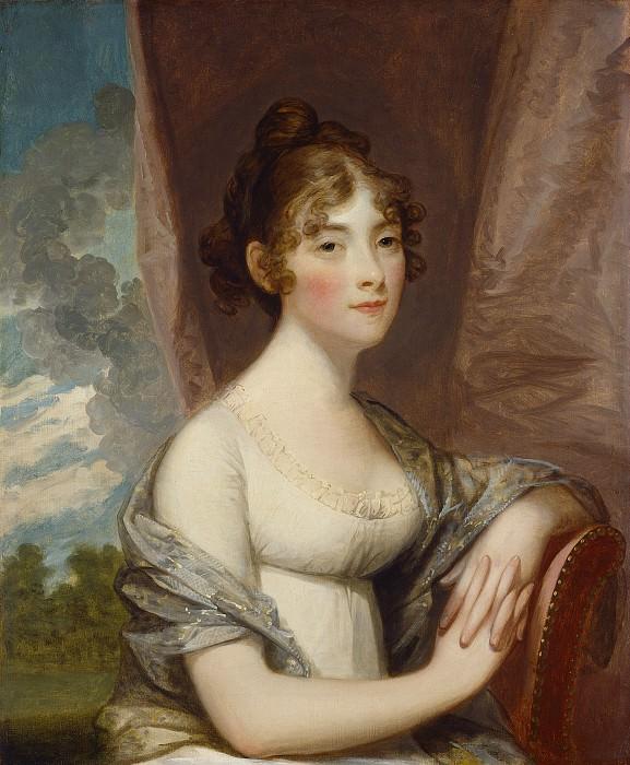 Стюарт, Гилберт - Энн Барри. Национальная галерея искусств (Вашингтон)