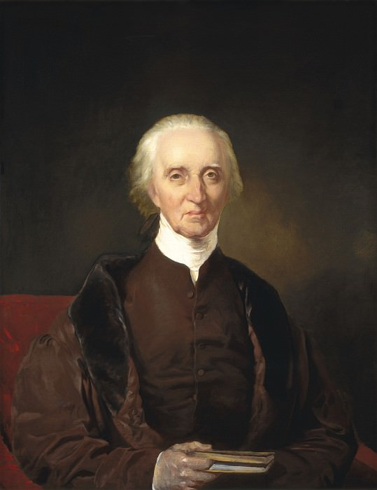 Chester Harding - Charles Carroll of Carrollton. National Gallery of Art (Washington)