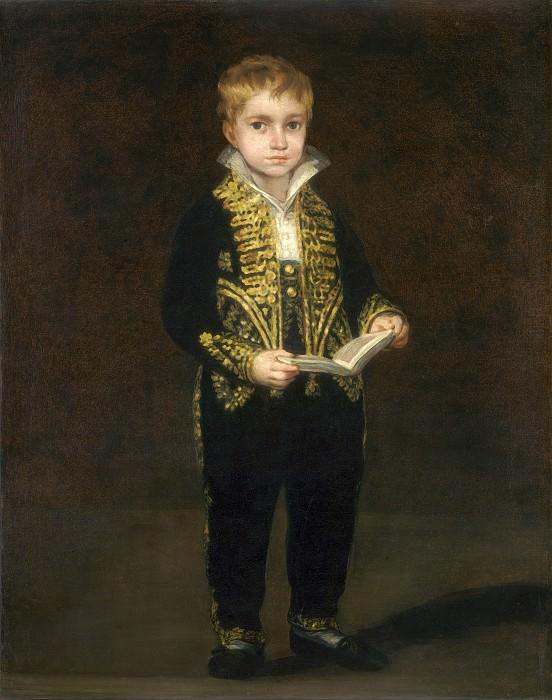 Гойя, Франсиско де - Виктор Ги. Национальная галерея искусств (Вашингтон)
