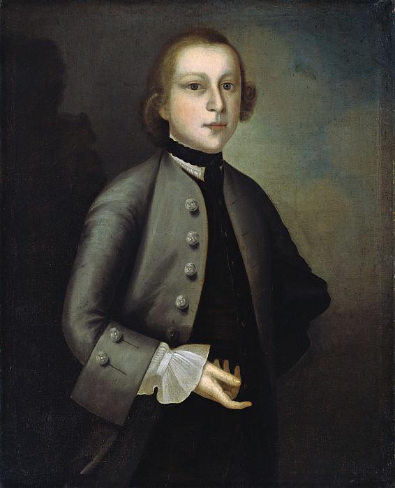 Joseph Badger - Isaac Foster, Jr.. National Gallery of Art (Washington)