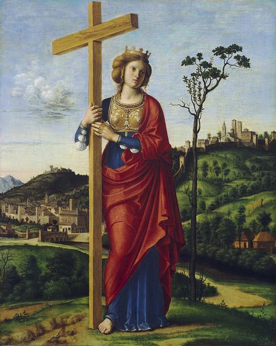 Cima da Conegliano - Saint Helena. National Gallery of Art (Washington)