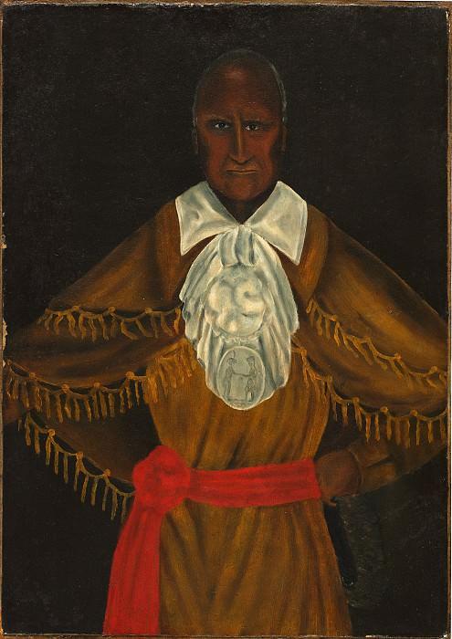 А. Хэддок - Рыжая куртка. Национальная галерея искусств (Вашингтон)