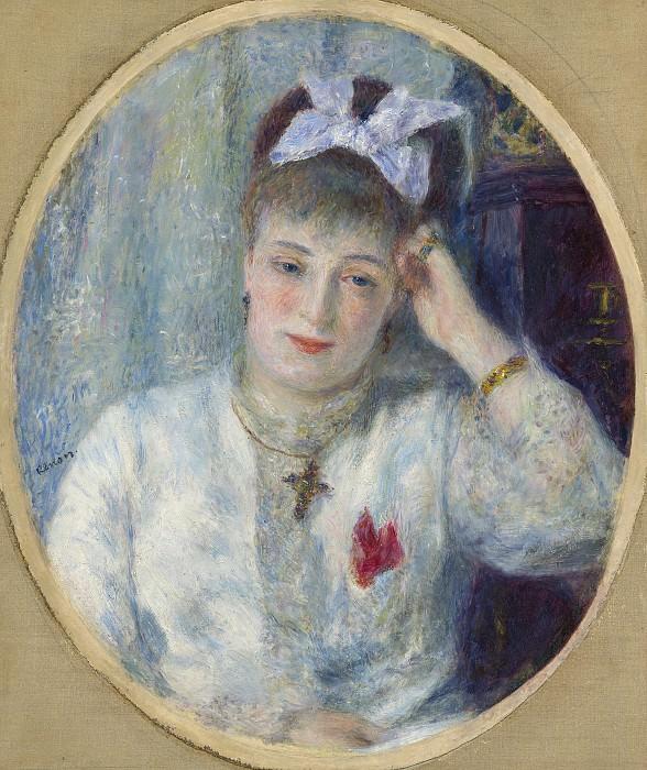 Ренуар, Огюст - Мари Мюрер. Национальная галерея искусств (Вашингтон)