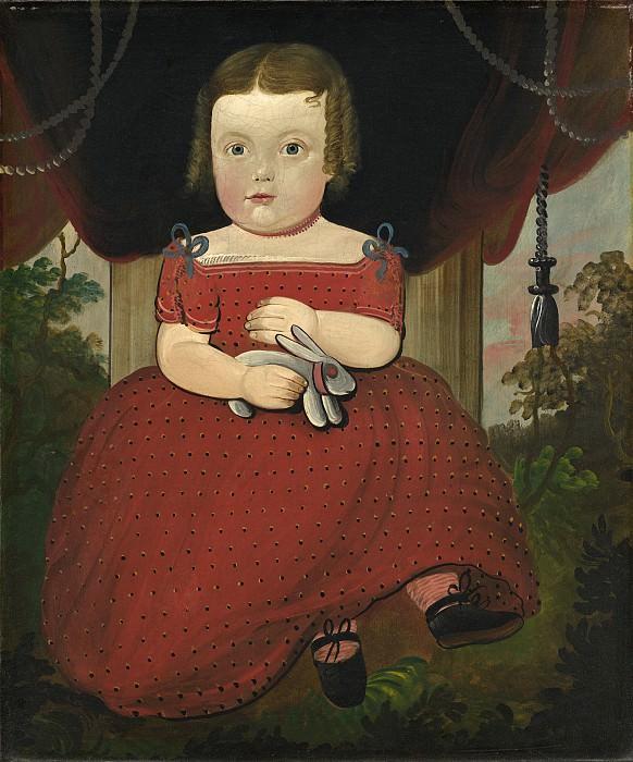 William Matthew Prior - Little Miss Fairfield. National Gallery of Art (Washington)