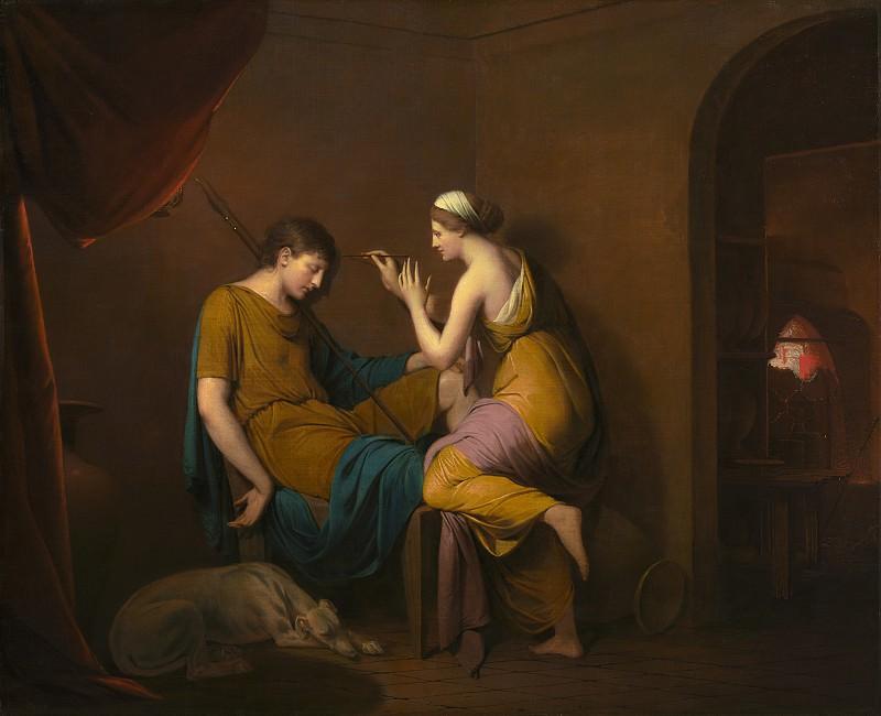 Райт, Джозеф - Коринфская дева. Национальная галерея искусств (Вашингтон)
