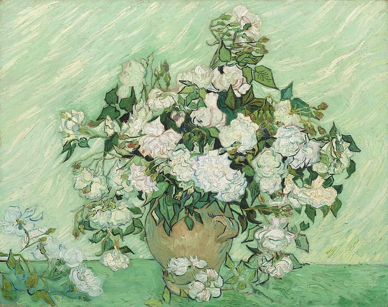 Розы. Винсент Ван Гог