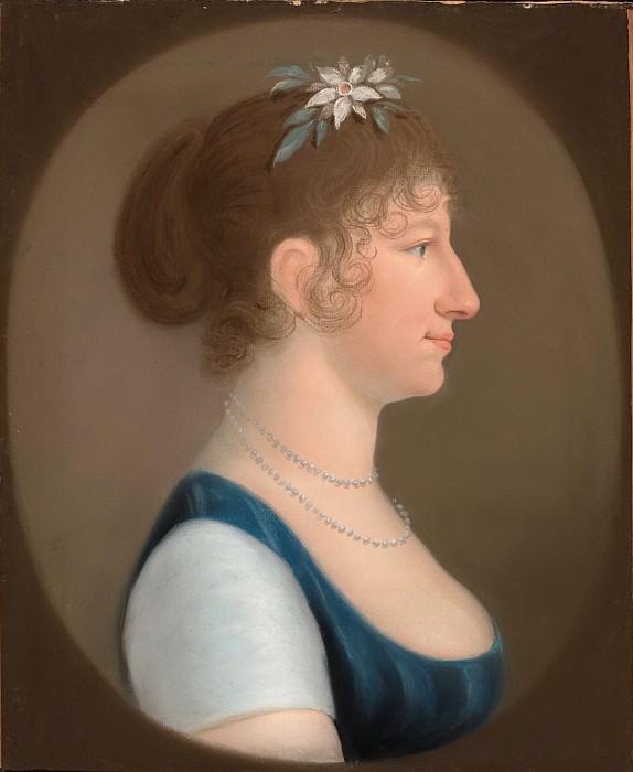 European 19th Century - Hellene von Sleben. National Gallery of Art (Washington)