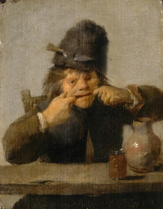 Браувер, Адриан - Подросток, корчащий рожицы. Национальная галерея искусств (Вашингтон)